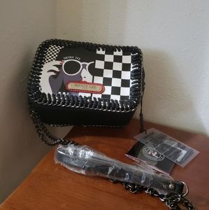 New nicole lee bag with strap